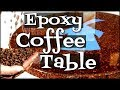 Epoxy Coffee Table Made From Beans mp3