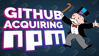 Reacting to GitHub's HUGE new acquisition...