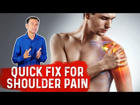 Quick Fix for Shoulder Pain
