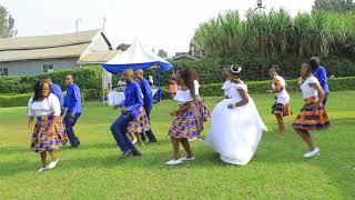 Master KG - Jerusalema [Feat. Nomcebo] Bridal Dance Wedding Challenge