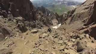 climbing mt sneffels