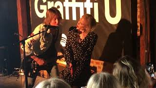 "KEITH URBAN SURPRISE: Sings to Nicole Kidman -  ""Parallel Line"" at GRAFFITI U album party"
