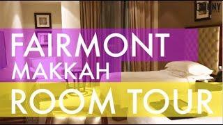 Room Tour Fairmont Hotel, Makkah