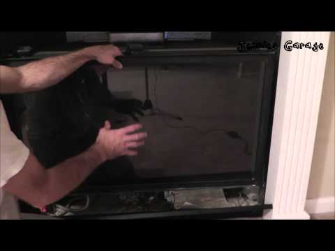 How To Remove & Clean The Glass On A Gas Fireplace