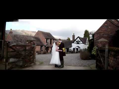 Morrells Wood Farm Weddings Shropshire