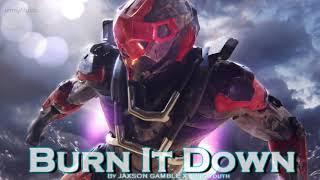 EPIC HIP HOP   ''Burn It Down'' by Jaxson Gamble (ft. Jung Youth)