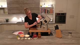 Sauce Bolognese | Kenwood Cooking Chef Gourmet