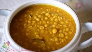 রেস্টুরেন্ট ষ্টাইল বুটের ডাল ভুনা || Split Chickpea Curry || R# 127