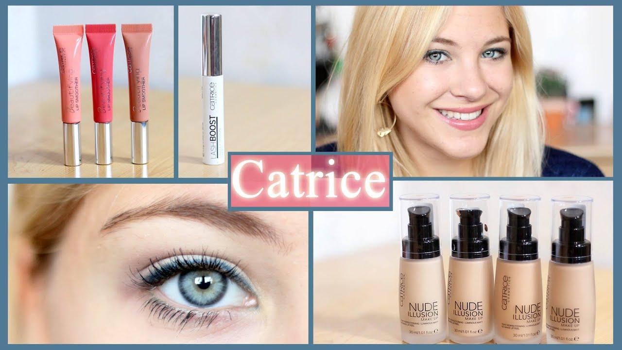 neue catrice produkte i makeup test i wimpern verl ngern. Black Bedroom Furniture Sets. Home Design Ideas