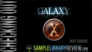 Checking Out: GALAXY X by Best Service