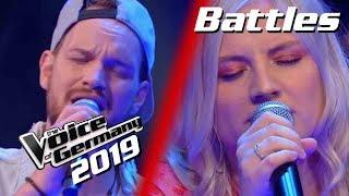 LEA - Leiser (Jannik Föste vs Jo Marie Dominiak vs Jean-Baptiste Eumann) | Voice of Germany | Battle