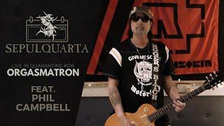 Смотреть клип Sepultura Feat. Phil Campbell - Orgasmatron