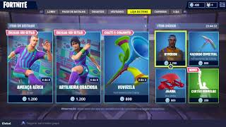 Fortnite-Changes in the update of the Week 7 of the Battle Pass 4!!