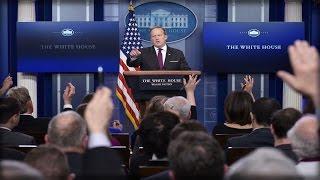 Press Briefing with Press Secretary Sean Spicer - 05-08-17