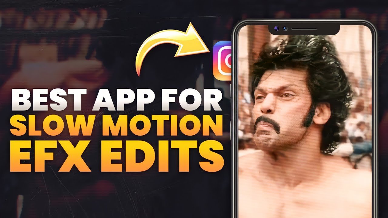 Ultra Smooth Slow Motion Without Lag + EFX Editing Tamil | Vibal Feahers Edits