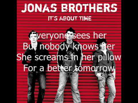 6 Minutes Chords & Lyrics by Jonas Brothers