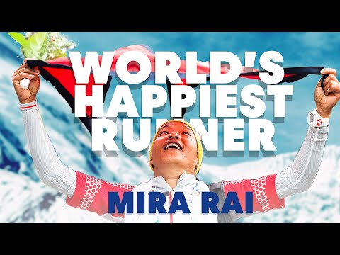 WATCH: The World's Happiest Runner