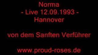 Rosenstolz - Norma (Diva) - 12.09.93 - Live in Hannover