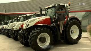 70 Jahre Steyr Traktoren - ORF