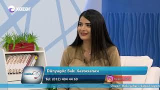 Uşaqlarda Göz sağlığı Çəpgözlük Müalicəsi - Həkim İşi 14.01.2019