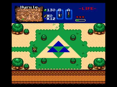 Zelda Classic - Link's Giant Adventure - 01 - Stocking Up Money