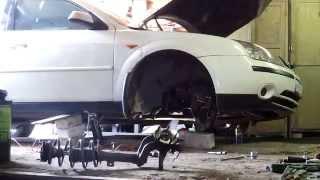 Ford Mondeo 3 снятие шруса
