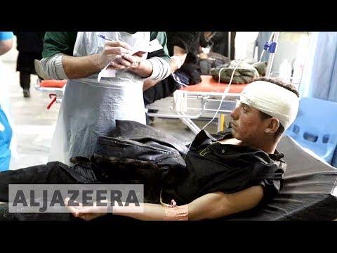 Deadly Blast Rocks Kabul, Taliban Claims Responsibility - 27th January 2018