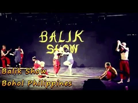 2018 Balik Show Bohol Philippines