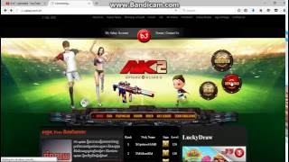 How to download AK2 online khmer