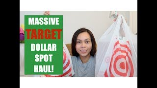 TARGET DOLLAR SPOT HAUL | HOMESCHOOL CLASSROOM DECOR
