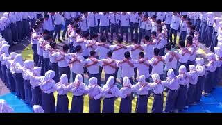 Moment perpisahan SMA N 1 Tanjungsiang 18 Sai jumpa