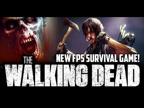 New WALKING DEAD FPS Co-op Survival Game!  EVERY DETAIL! New Gameplay Info on Multiplayer!