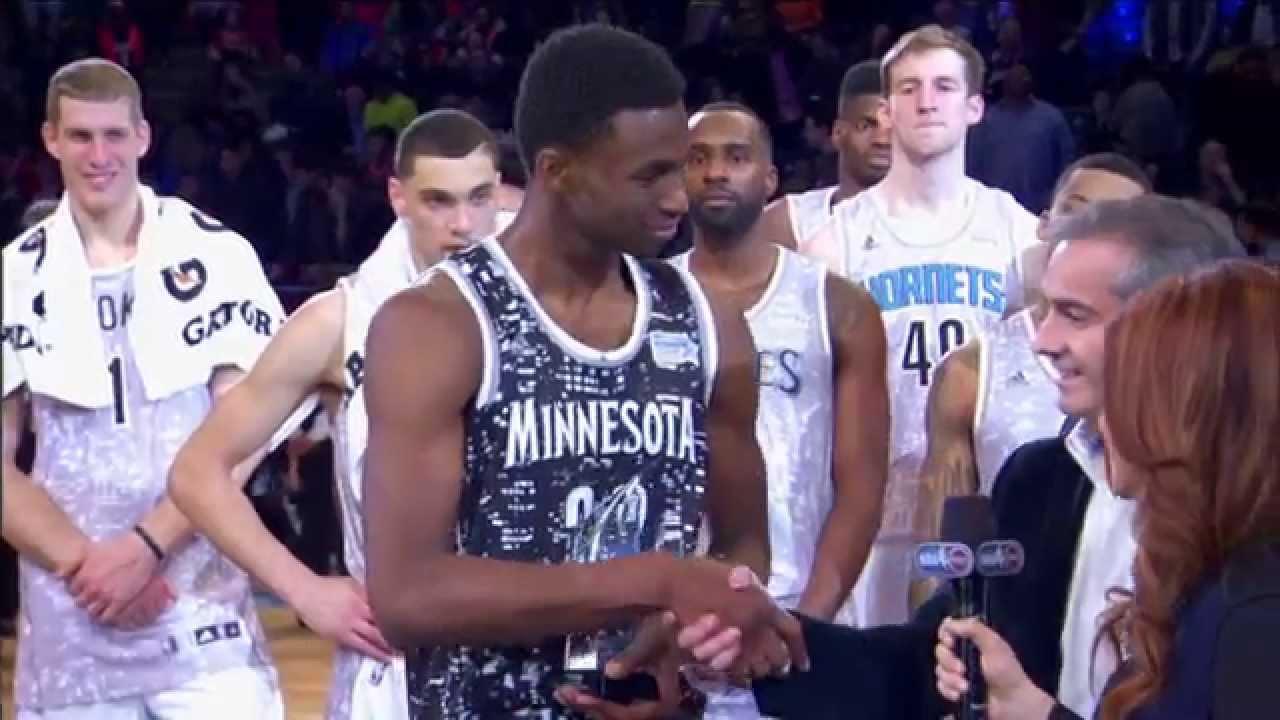 fba6b32bf5a8 NBA All-Star 2015 Friday Minimovie - YouTube