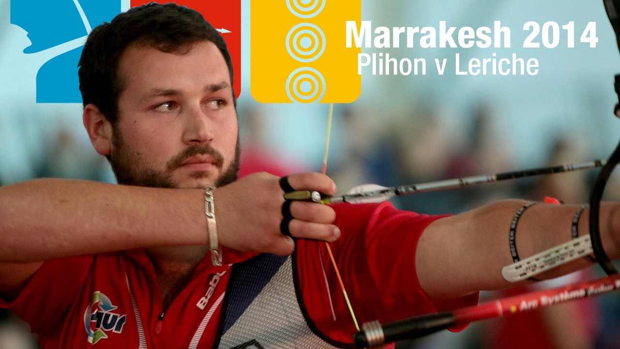 All-France showdown in recurve men's bronze medal match ...