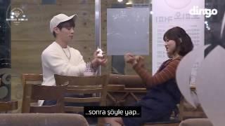 Jonghyun Zor Zamanlar Geçiren Fanına Sürpriz Yaparsa Türkçe Altyazılı