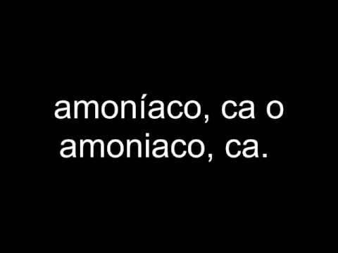 amoníaco, ca o amoniaco, ca
