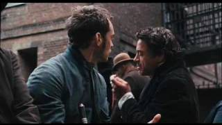 Русский трейлер - Шерлок Холмс