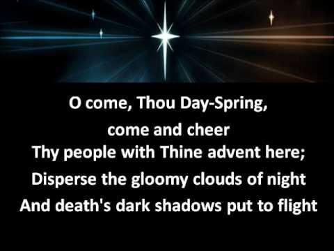 O Come, O Come Emmanuel By Selah.wmv