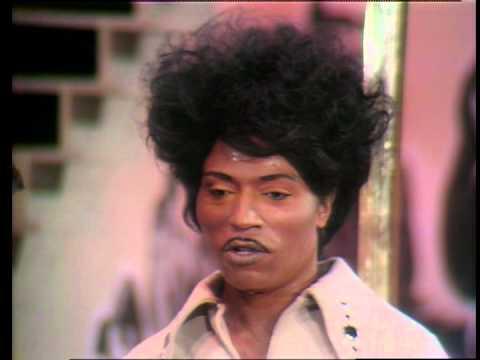 Dick Clark Interviews Little Richard - Rock N Roll Years 1973