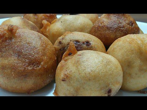 TREDITIONAL SOUTH INDIAN SWEET | POORNAM BOORELU RECIPE |