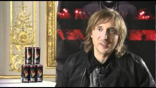 david guetta talks about nothing but the beat
