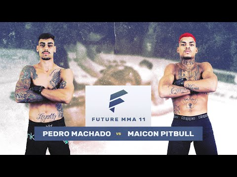 Incredible leglock finisher on Future MMA 11! Pedro Machado vs Maicon Pitbull - COMPLETE FIGHT