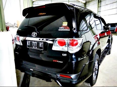 760 Koleksi Gambar Mobil Fortuner Trd 2012 HD