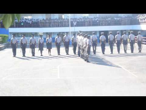 CORRECTIONAL OFFICERS PRECISION DRILL DISPLAY JAMAICA