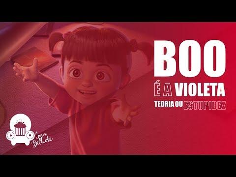 Boo é a Violeta? Teoria ou Estupidez (Pixar)
