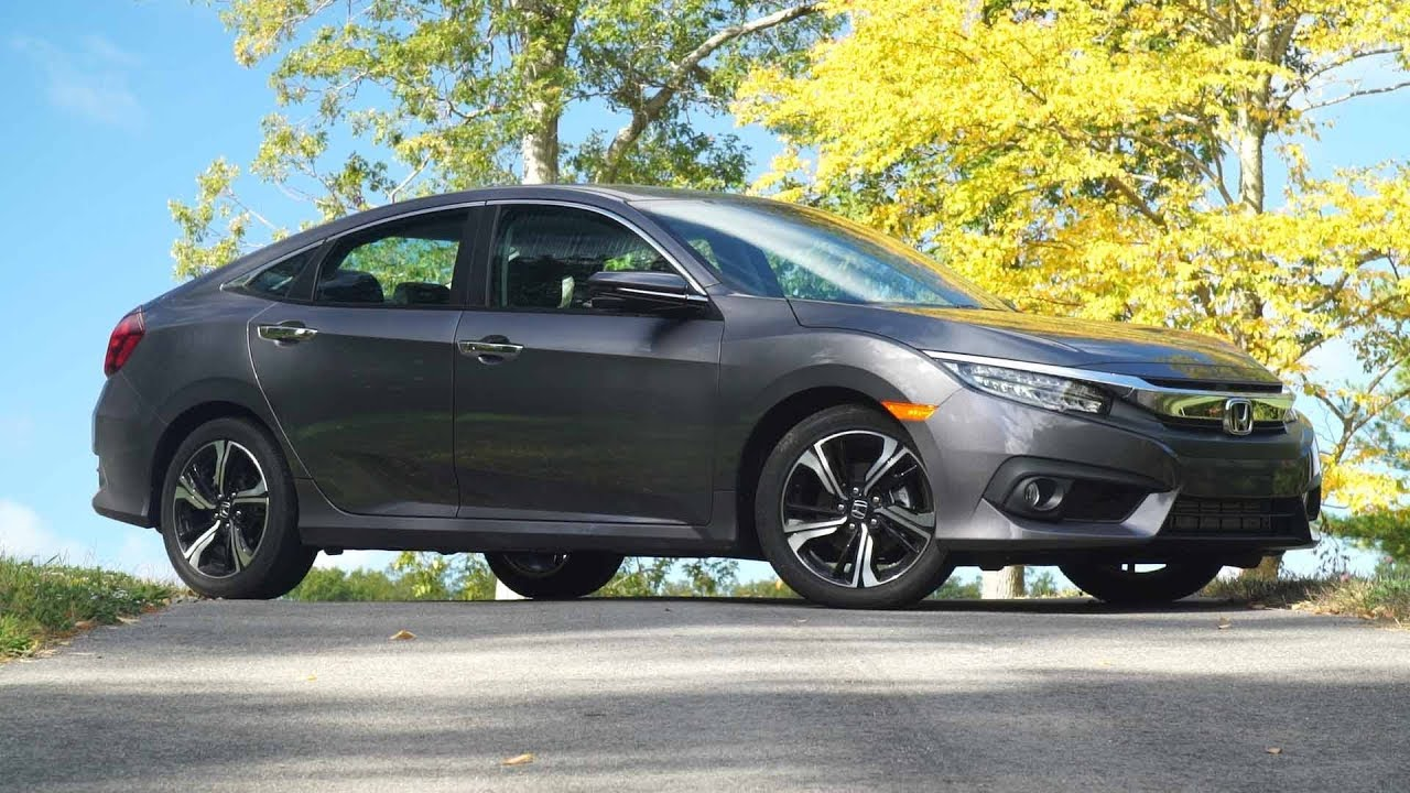 Honda Civic 2017 Oil Change