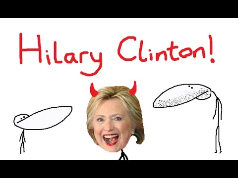 Hillary Clinton Wants War - THE WORST OF THE PRESIDENTIAL ELECTIONS