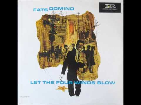 Fats Domino - Am I Blue (stereo) - August 6, 1960