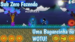 Fiz o Sub Zero no WOTU ! Baguncinha Online
