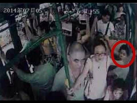 杭州:公交车纵火案监控视频公布